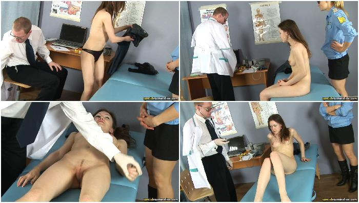 Body domination disipline medica exam new favorite milf