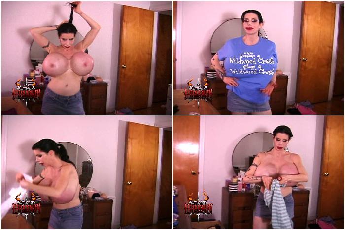 Mistress Rhiannon Megapack-Gigant Tits-clip  93