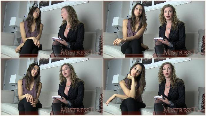 Mistress t turtle cuckold 2