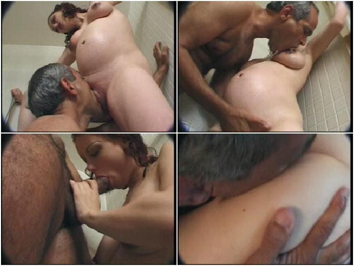 65 - Pregnant Lust in the Shower