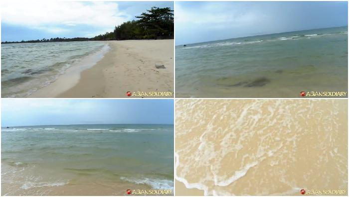 Beach Paradise Walk
