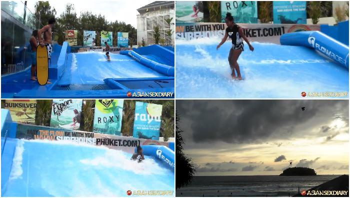Kata Beach Surfing