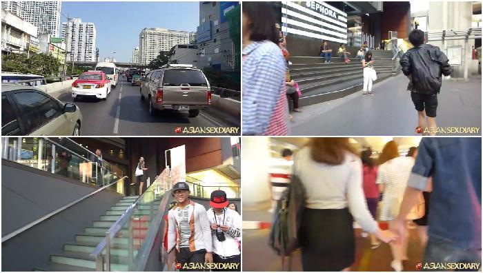 Xmas Shopping Bkk