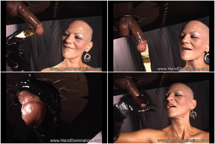 09 15 Laura - Mistress Lauras Forced Multiple Milking of Disobedient Cock