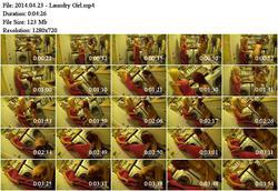 2014.04.23 - Laundry Girl