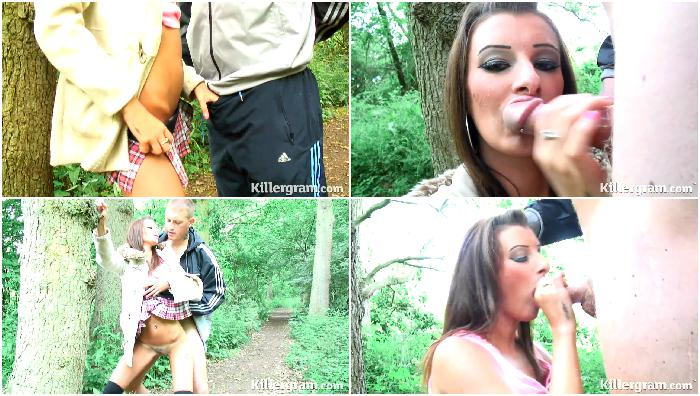 Candy Summers The Dogging Voyeur HD