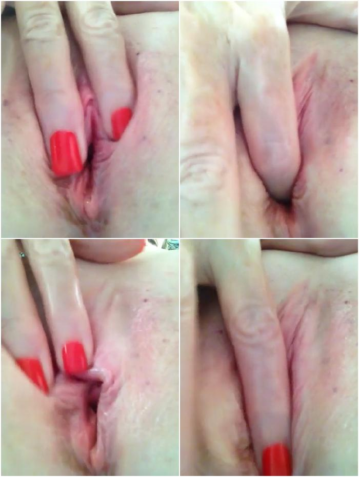 5267966 mature fingering pink pussy and clit 480p