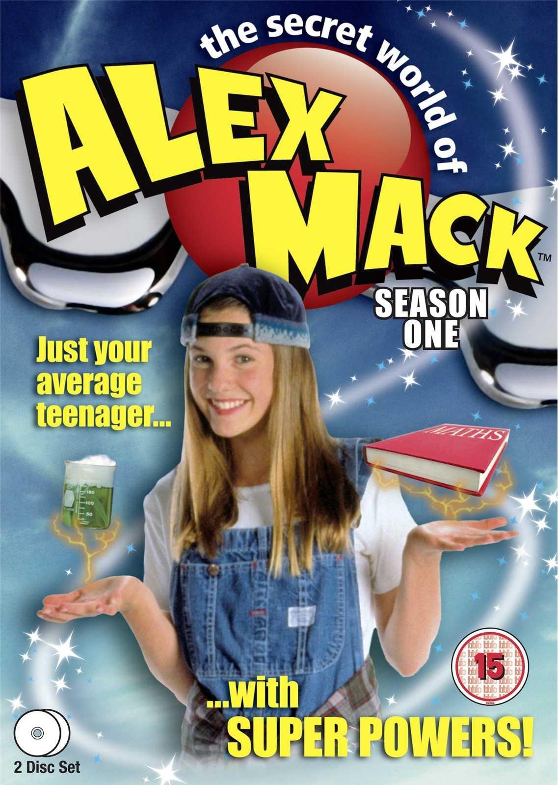 The Secret World of Alex Mack – MegauploadAgora