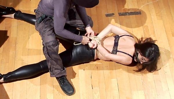 Lorena garcia bondage