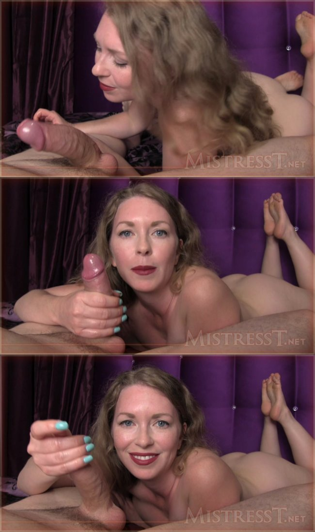 Mistress T - Powerfully Sensual Cum Control_cover,