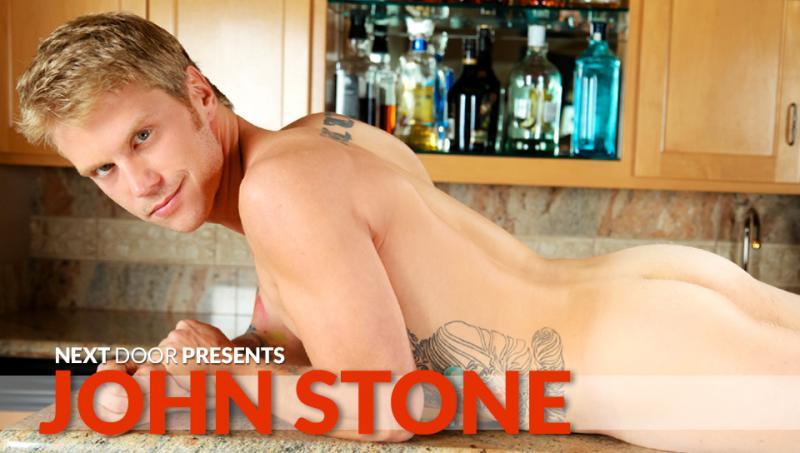 NextDoorMale – John Stone
