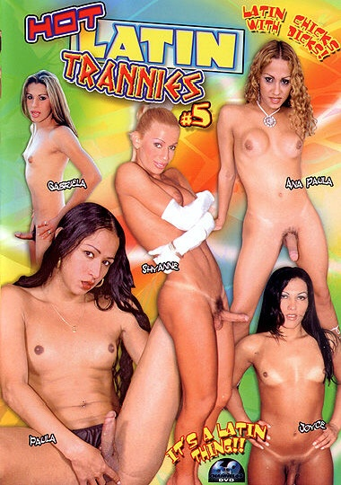 Hot Latin Trannies 5 (2004)