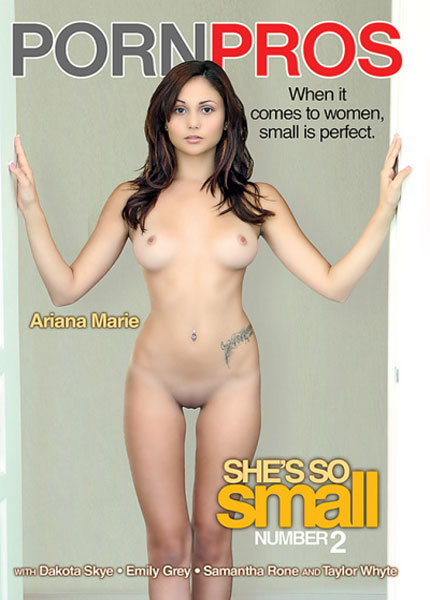 She's So Small 2 (2014)