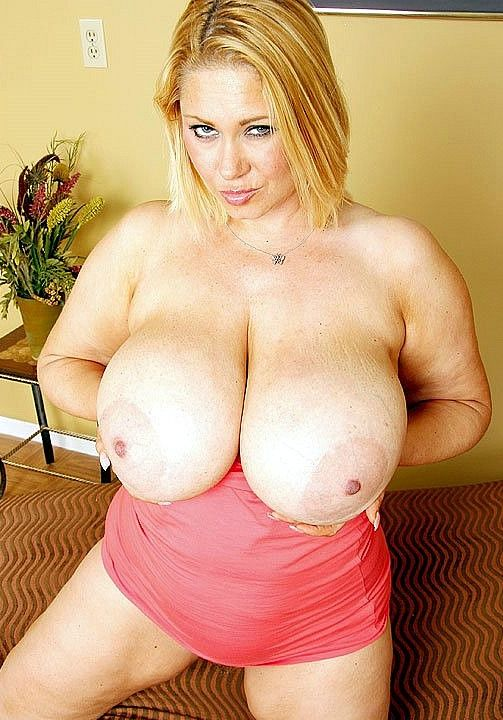 Samantha G Has Big Tities! - BBW Lady