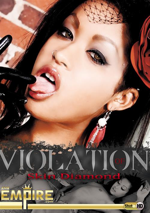 Violation Of Skin Diamond (2014)
