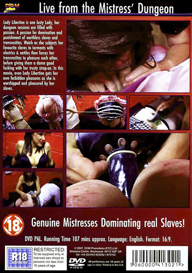 Lady Libertine's Dungeon Lust (2007)