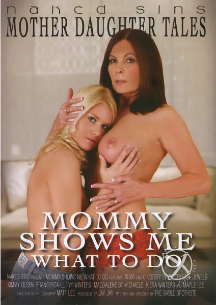 Mommy Shows Me What To Do (2014) - Lesbians India, Francesca Le, Chastity Lynn