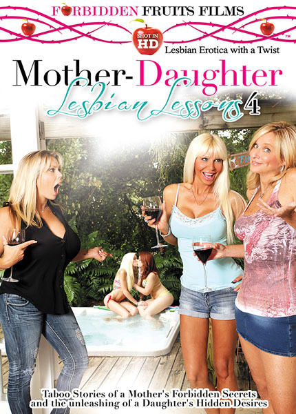 Mother-Daughter Lesbian Lessons 4 (2014)