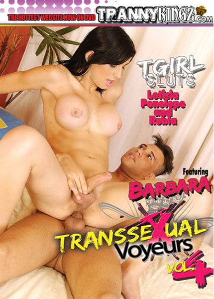 Transsexual Voyeurs 4 (2011) - TS Leticia, Barbara, Penelope
