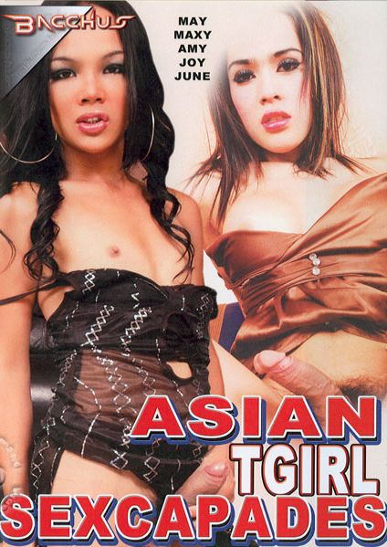 Asian TGirl Sexcapades (2013) - TS Amy, May, June