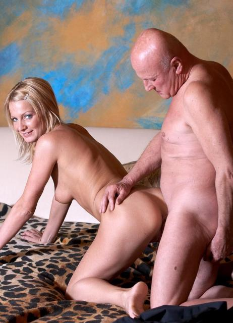 Angie - Old Man and Teen
