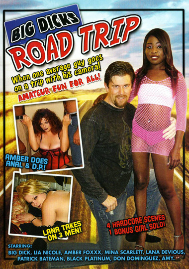 Big Dicks Road Trip (2007) - TS Lana Devious, Lia Nicole
