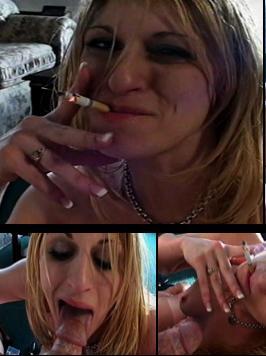 The Thrill of Smoking Cock - Smoking Sex
