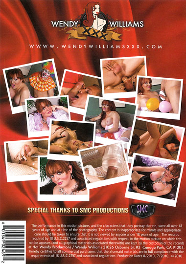Wendy Williams Uncensored 2 (2011) - TS Wendy Williams