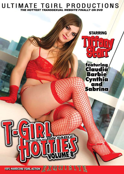 T-Girl Hotties 8 (2012) - TS Tiffany Starr, Claudia