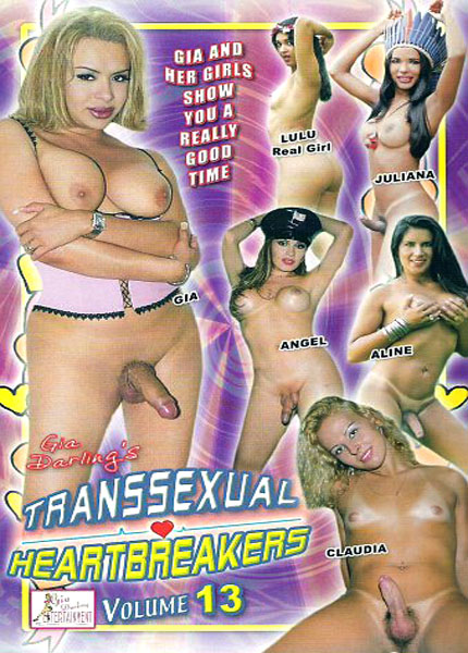 Transsexual Heart Breakers 13 (2002) - TS Gia Darling, Claudia