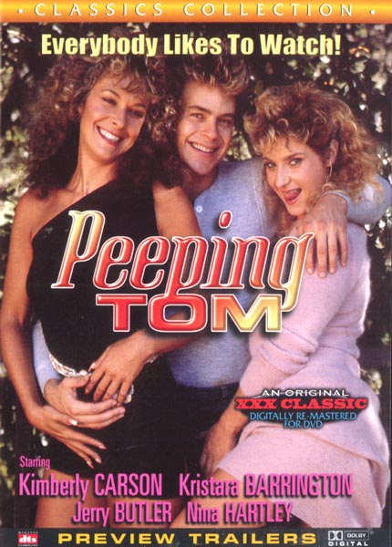 Peeping Tom (1986) - Nina Hartley,  Shanna McCullough