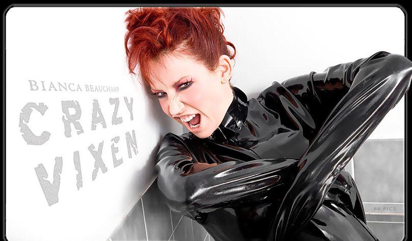 CRAZY VIXEN - Latex Sex