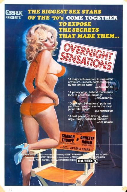 Overnight Sensation (1976) - Annette Haven, Sharon Thorpe