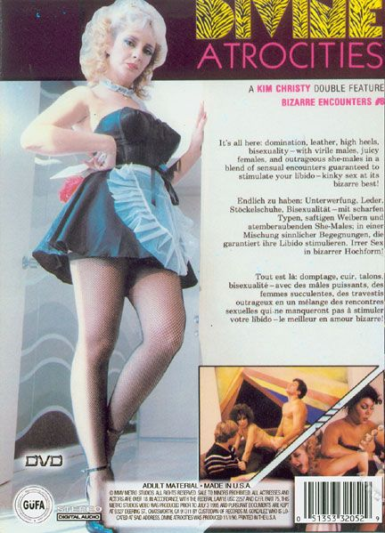 Divine Atrocities 2 (1990) - TS Kim Christy, Sugar Nicole