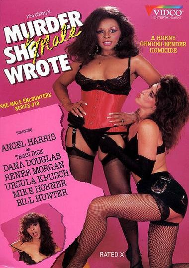 Murder SheMale Wrote (1990) - TS Dana Douglas