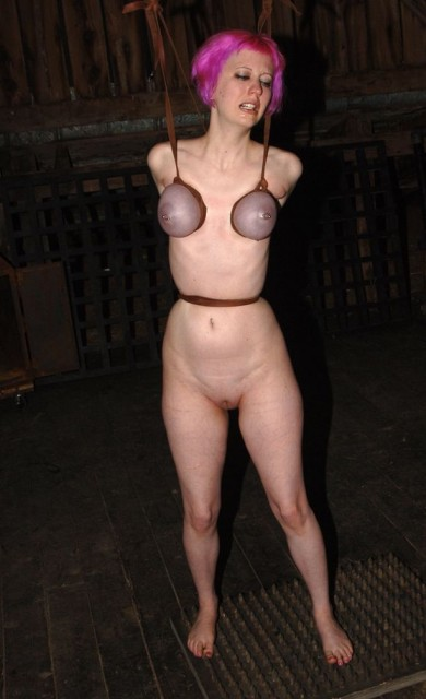 Dirty Girl Part Three - Bondage, BDSM