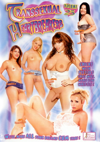 Transsexual Heart Breakers 23 (2004) - TS Gia Darling