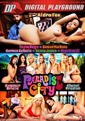 Paradise City (2015) - Aidra Fox, Bradley Remington