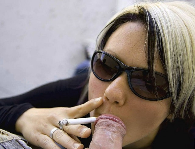 Smoking Hot Jizz! - Smoking Sex