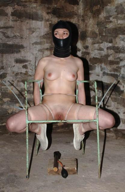 bondage sex BDSM trompet