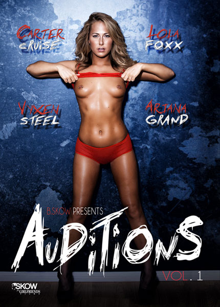 Auditions (2015) - Carter Cruise, Lola Foxx