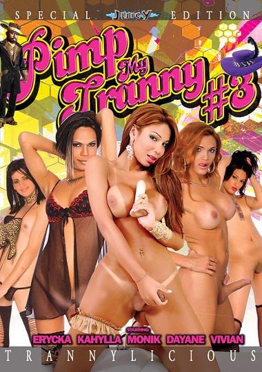 Pimp My Tranny 3 (2010) - TS Monik, Kahylla