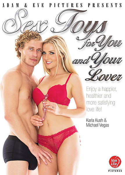 Sex Toys For You And Your Lover (2015) - Karla Kush, Michael Vegas