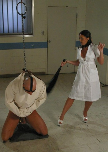 The Deviant Nurse - Femdom