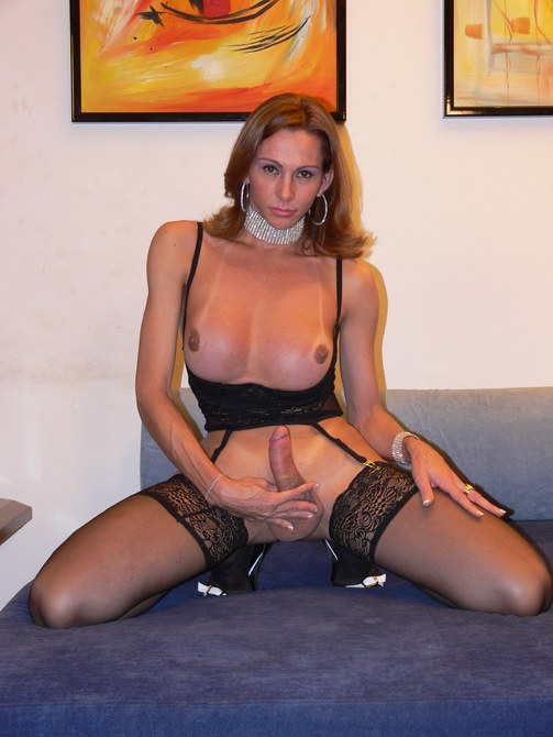 This is one of our member favorites - TS Suzanne Raul