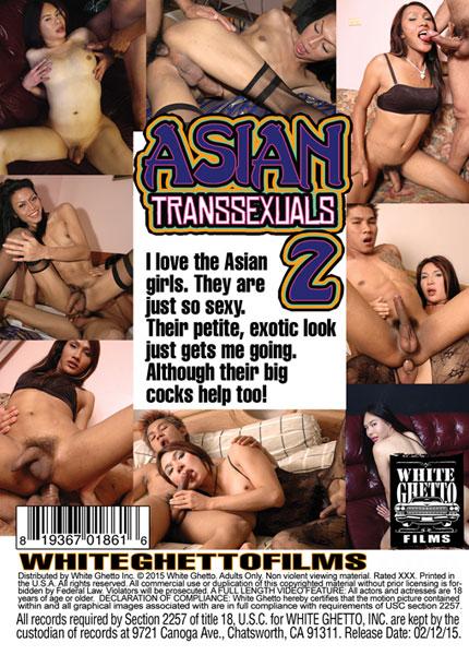 Asian Transsexuals 2 (2015) - TS Phon, Amanda Jade
