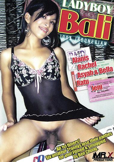 Ladyboy Bali (2010) - TS Bella, Rachel