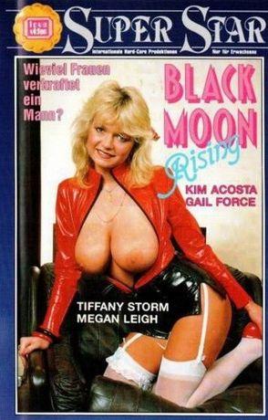 Black Moon Rising (1987) - Tiffany Storm, Megan Leigh