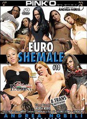 Euro Shemale 10 (2013)