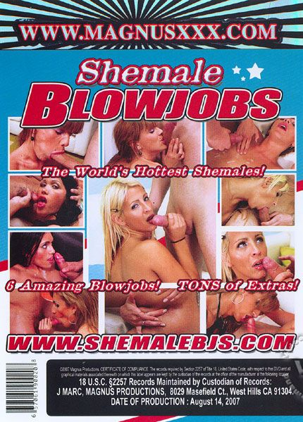 Shemale Blowjobs (2007)